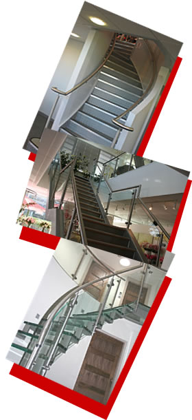 Bespoke Staircases and Balustrading